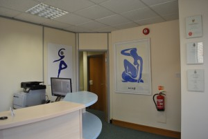 physiotherapy services Hertfordshire