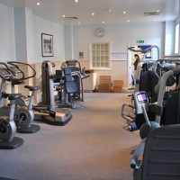 Rehab at Luton Hoo Gym is a hit!