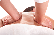 back massage: sports massage hertfordshire